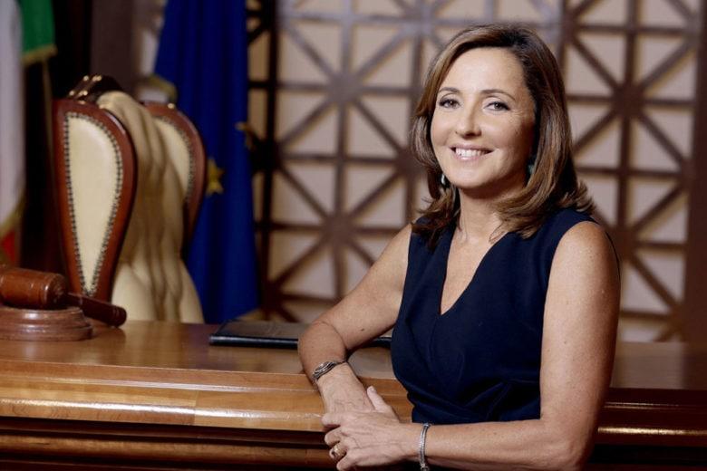 Barbara Palombelli: Vi farò vedere un'altra Italia