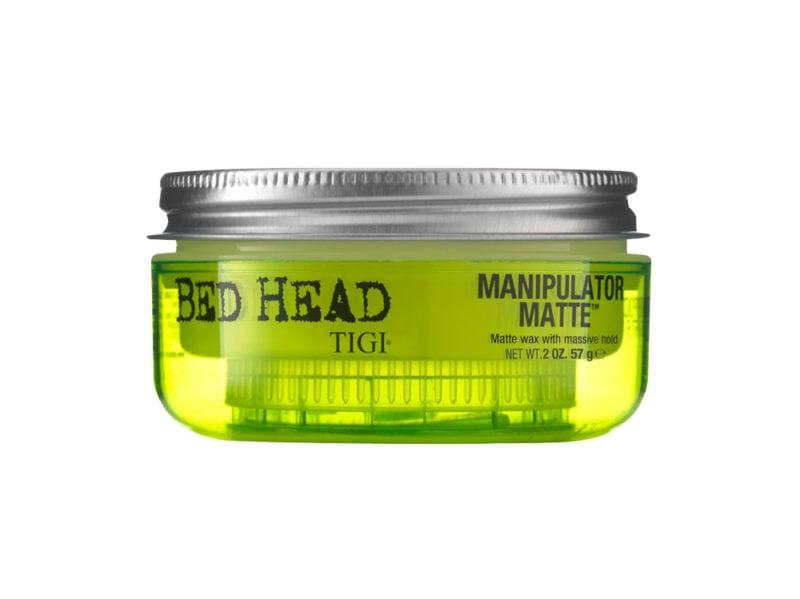 cera-per-capelli-tutto-quello-che-bisogna-sapere-Bed Head by TIGI Manipulator Matte