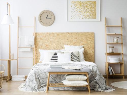 8 idee creative per arredare una camera da letto piccola
