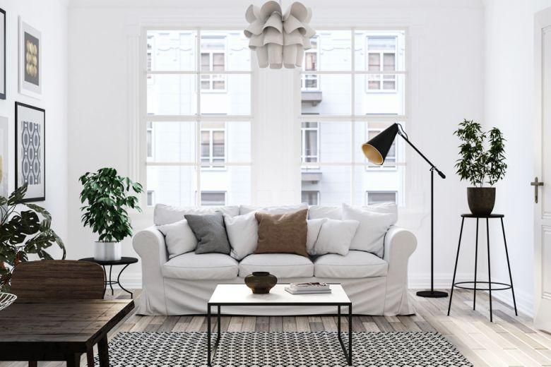 8 soluzioni creative per arredare un salotto piccolo