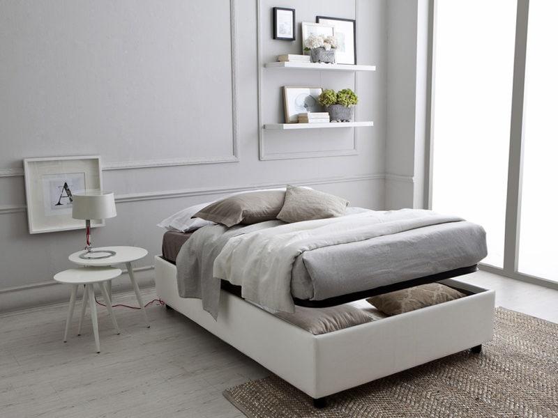 Letto Matrimoniale Con Contenitore Ikea.Letto Contenitore 10 Proposte Perfette Per Ogni Budget