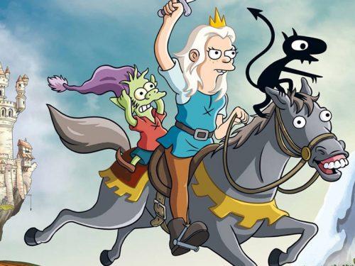 Devilman crybaby castlevania e blame nuovi cartoni animati per