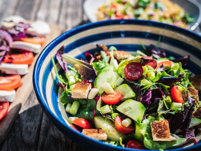 insalata verdura