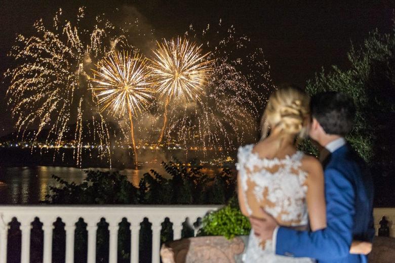 Bianca e Giovanni: matrimonio in Costa Azzurra