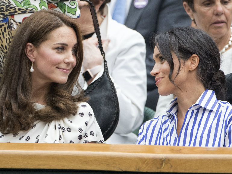 meghan e la regina
