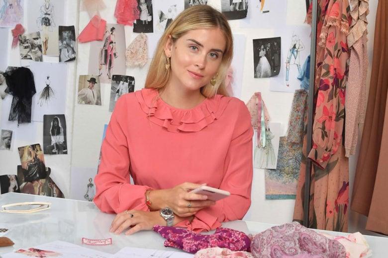 L'abito di Valentina Ferragni disegnato con TWINSET!