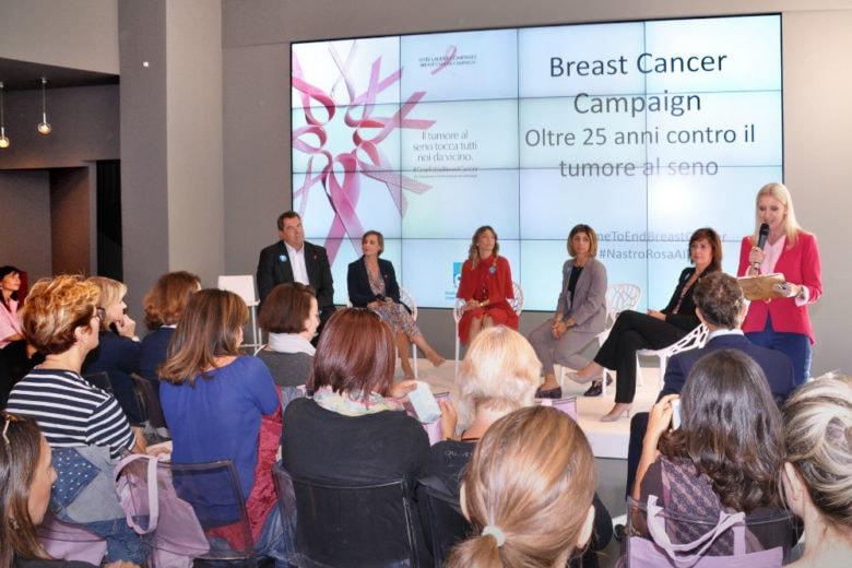 Estée Lauder e AIRC insieme contro il tumore al seno