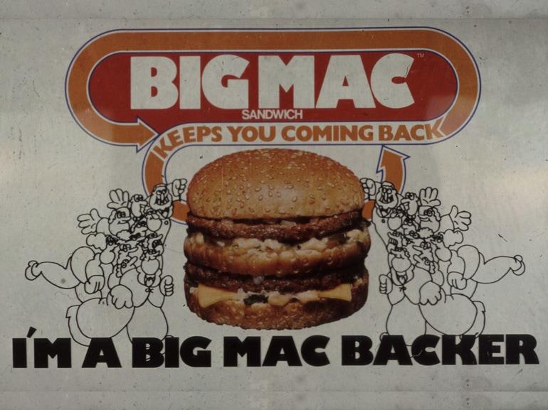 Big Mac_1970 Ads
