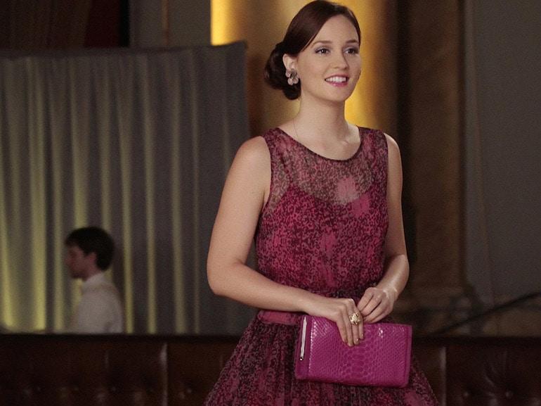 Blair vestito rosa