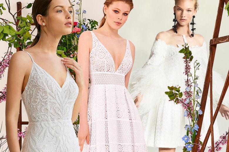 Abiti da sposa: tutte le tendenze per il 2019