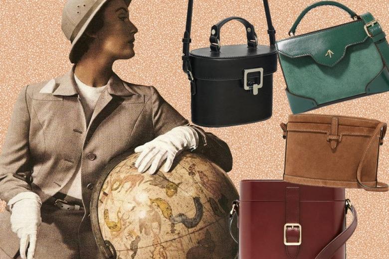 Trend alert: le borse in stile safari per l'autunno