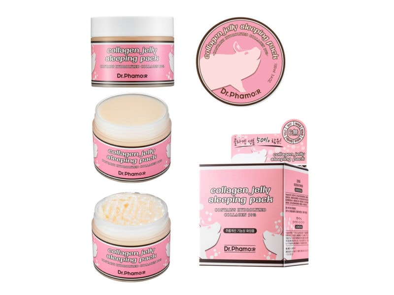 Collagen Jelly Sleeping Pack