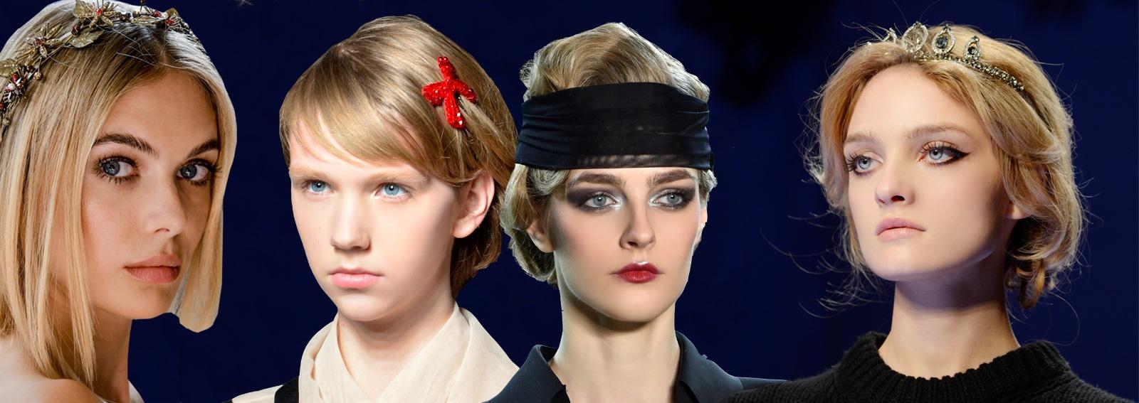 Accessori per capelli: tutti i must have per l'Autunno