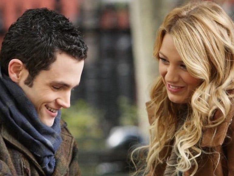 Dan e Serena risate