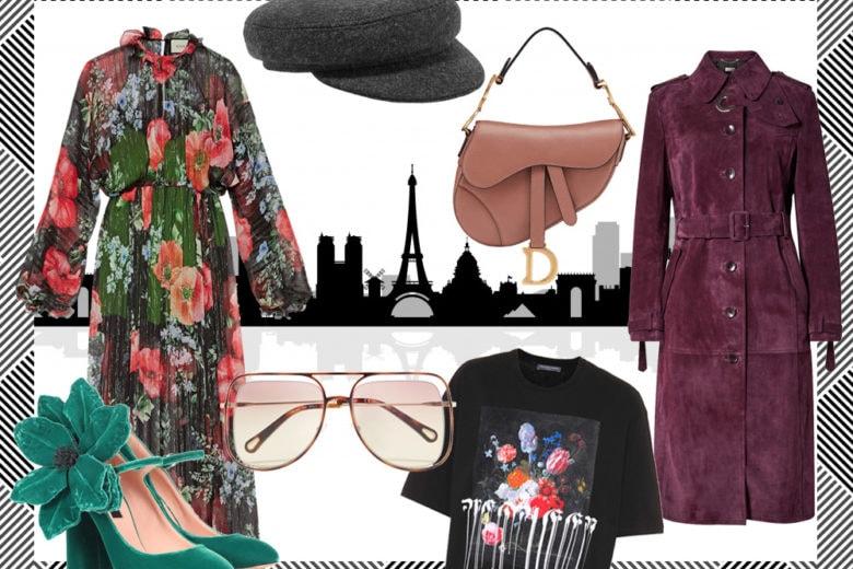 Paris Fashion Week: ecco i pezzi più cool ispirati alla settimana della moda