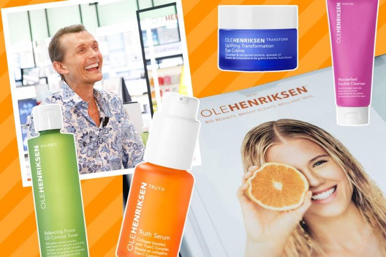 OleHenriksen: scoprite la nuova linea di skincare da Sephora Italia