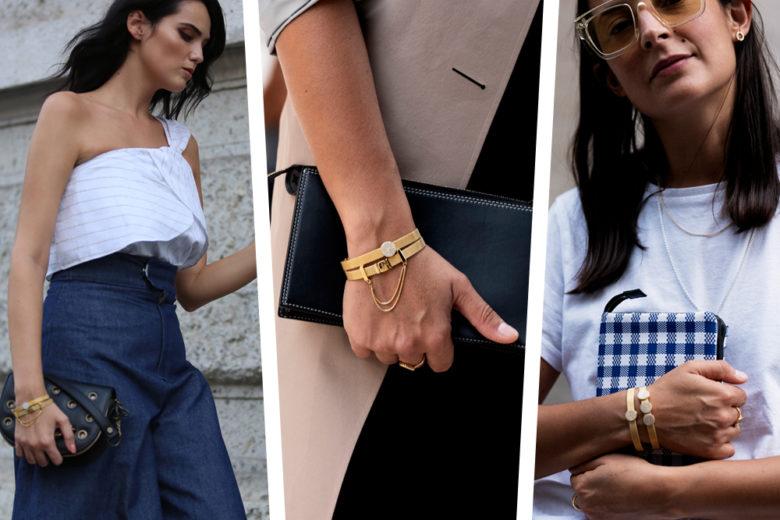 Off the catwalk: gli street look della Milano fashion week
