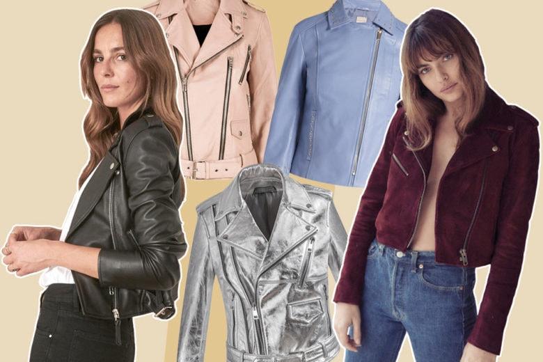 """""""Chiodo fisso"""": le biker jacket più belle dell'autunno 2018"""