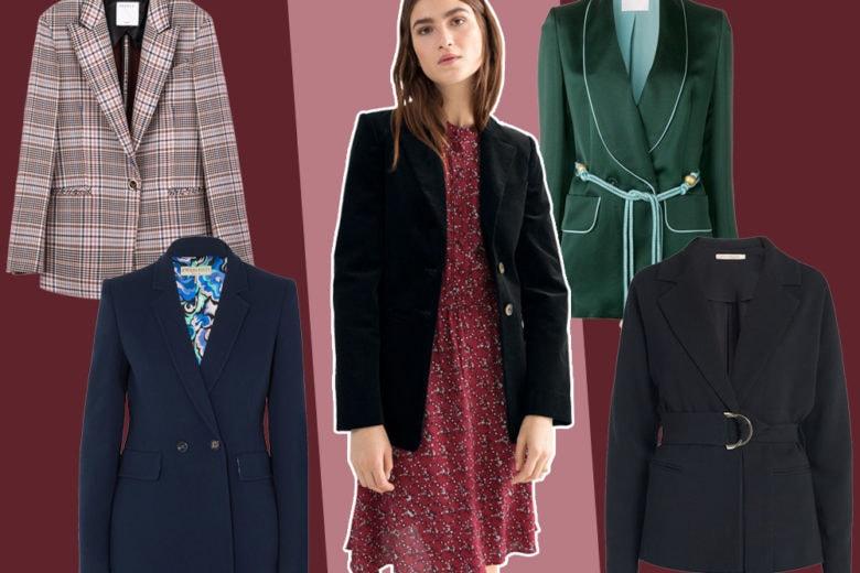 Blazer e giacche: 10 modelli su cui investire quest'autunno