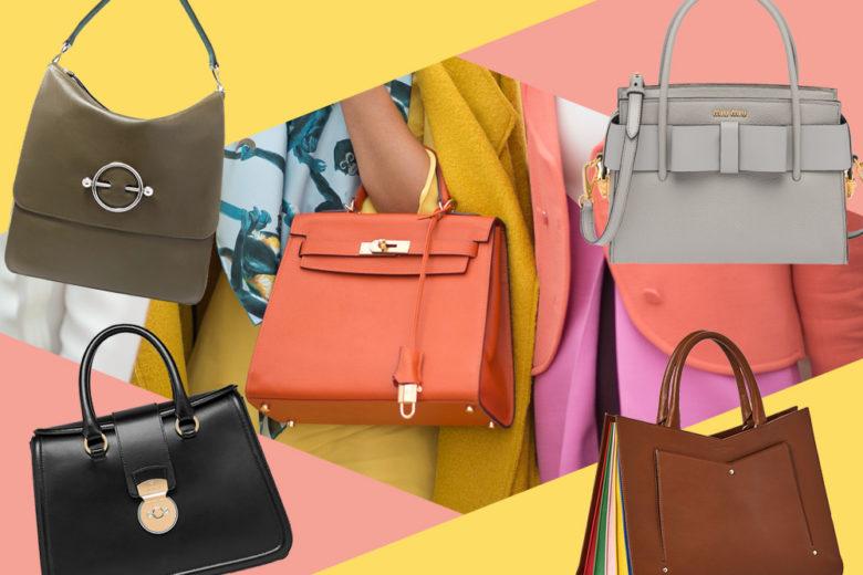 Borse da ufficio: i modelli must-have per l'autunno-inverno 2018