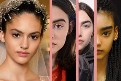 Tendenza sopracciglia: le bushy brows, folte e scompigliate, tornano di moda