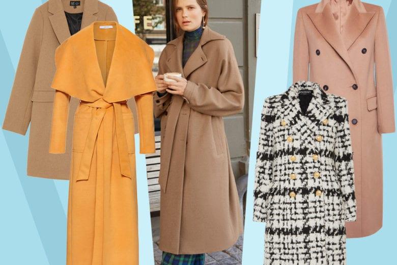 Cappotti: 10 modelli di cui innamorarsi quest'autunno