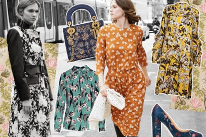Trend floreale: i must-have per l'autunno 2018