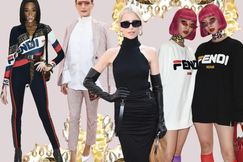 Milano Fashion Week: le celeb in prima fila alle sfilate Primavera / Estate 2019