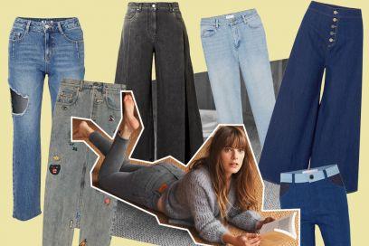 Jeans: 10 modelli da scegliere ora