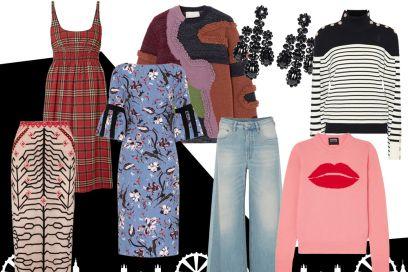 London Calling: i capi e gli accessori da Fashion Week