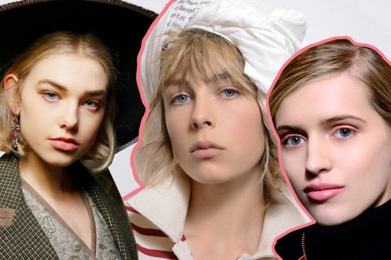 Labbra rosa: la tendenza trucco pink lips per la stagione fredda