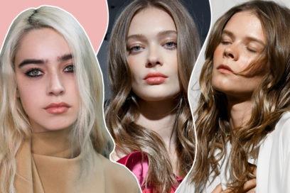 Capelli a onde: la tendenza wavy hair da provare per l'A/I '18-19