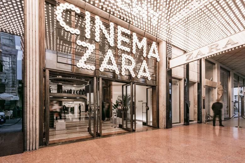 Zara riapre in Corso Vittorio Emanuele a Milano: ecco com'è!