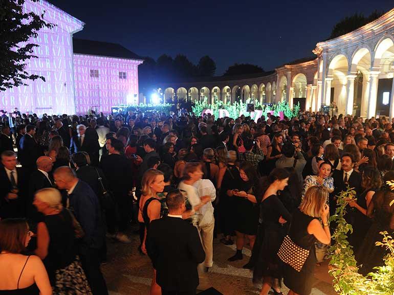 Festa-80-anni-Grazia-Rotonda-della-Besana-Milano-compleanno