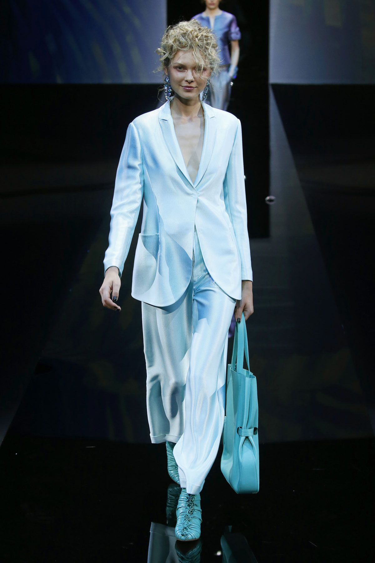 Giorgio Armani – Runway – Milan Fashion Week Spring/Summer 2019