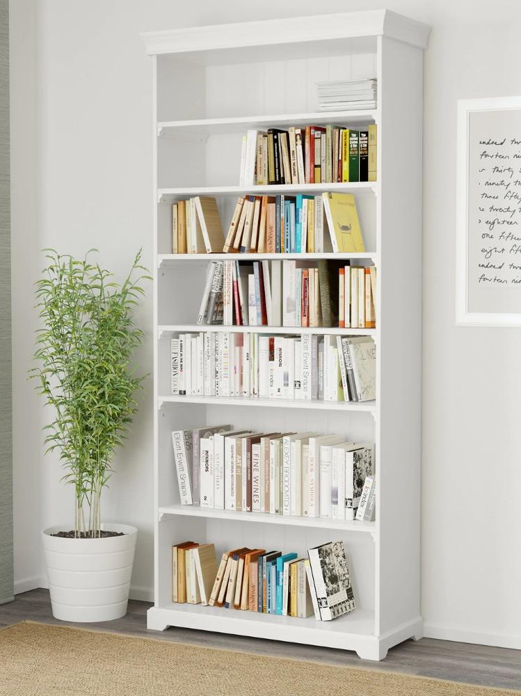 Idee salotto libreria