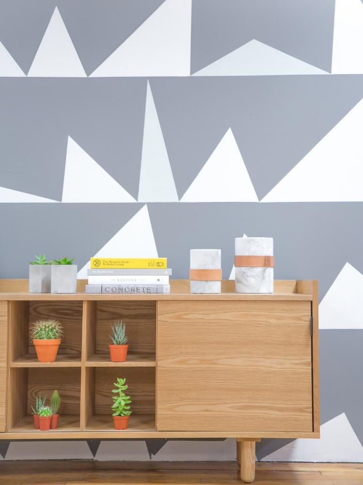 Idee salotto pareti