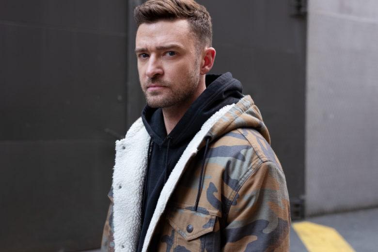Justin Timberlake firma la nuova collezione Levi's
