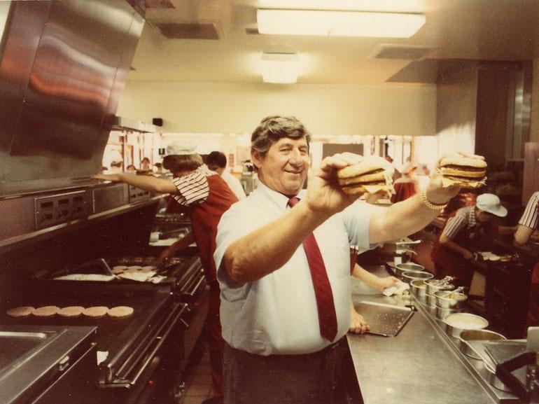 Jim Delligatti creatore Big Mac