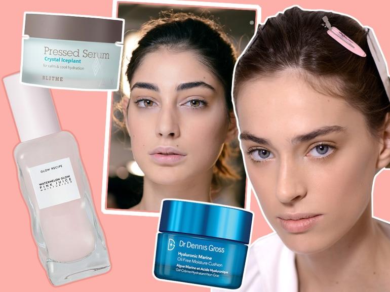 Creme idratanti pelli miste: la skin care leggera e riequilibrante
