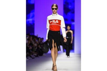 Milano Fashion Week Fila