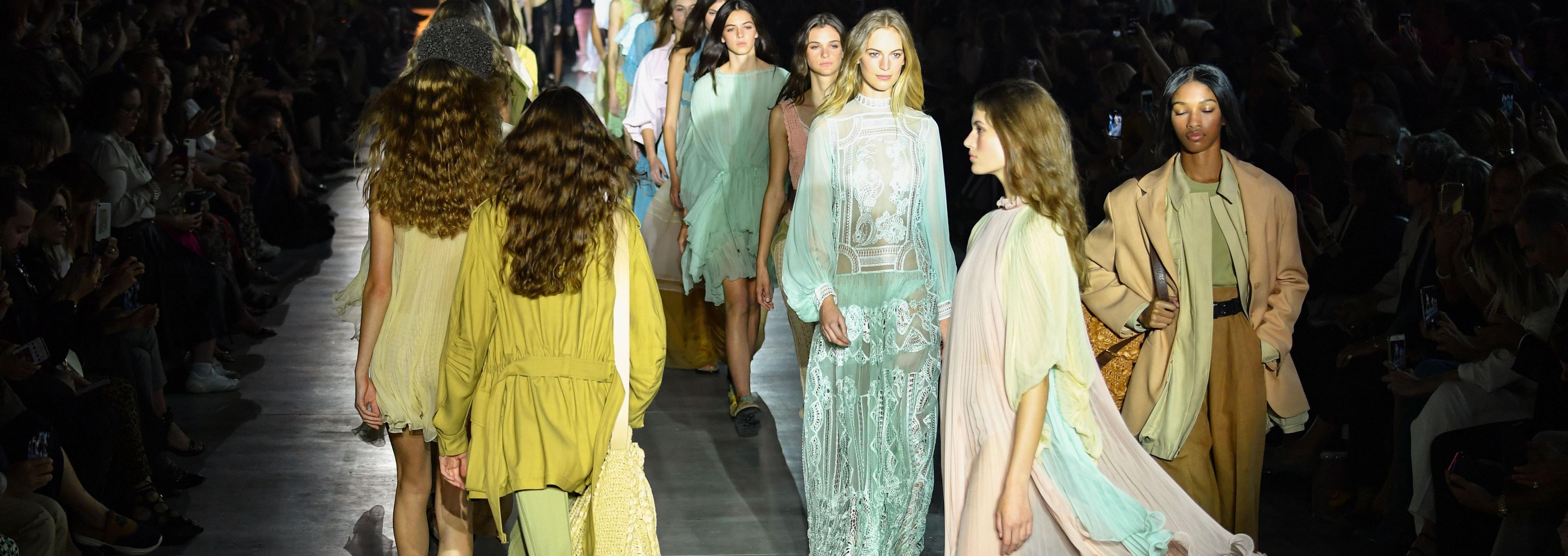 Milano Fashion Week Alberta Ferretti