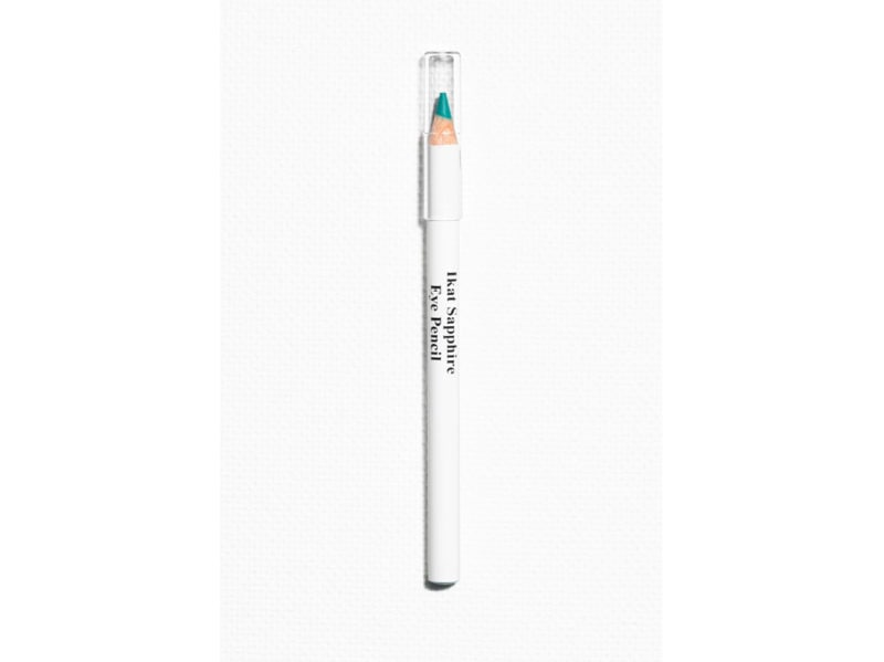 _ Other Stories Eye Pencil Ikat Sapphire
