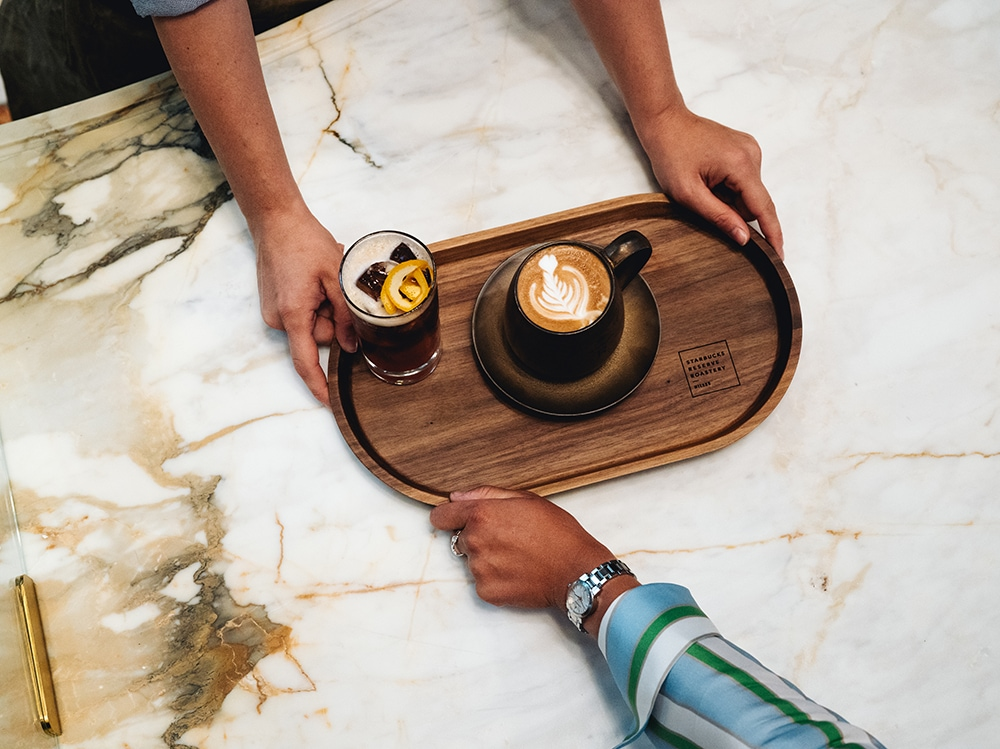 Starbucks Milan Reserve Roastery5