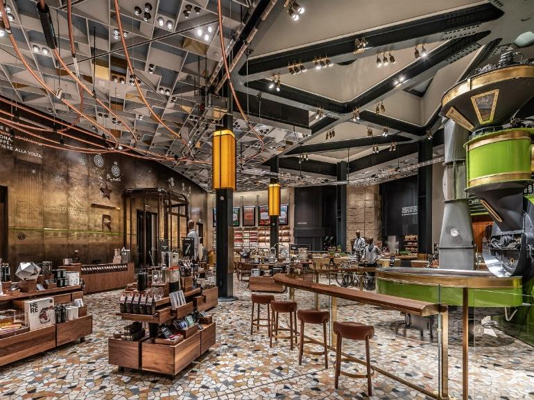 Starbucks Reserve Roastery Milan_1
