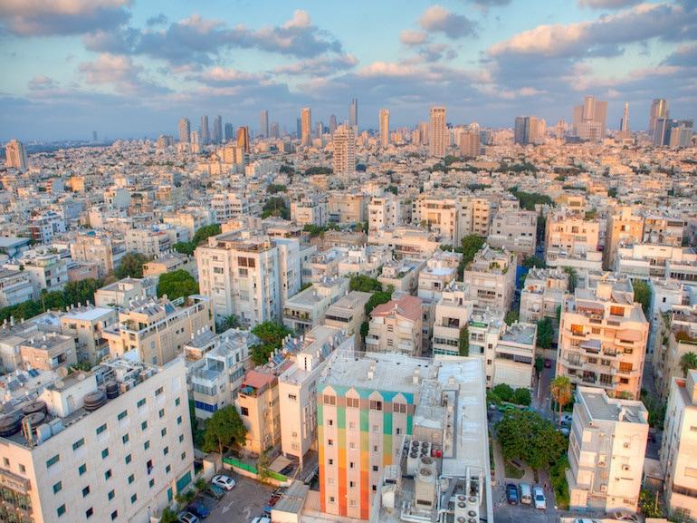 Tel Aviv credit Dana Friedlander