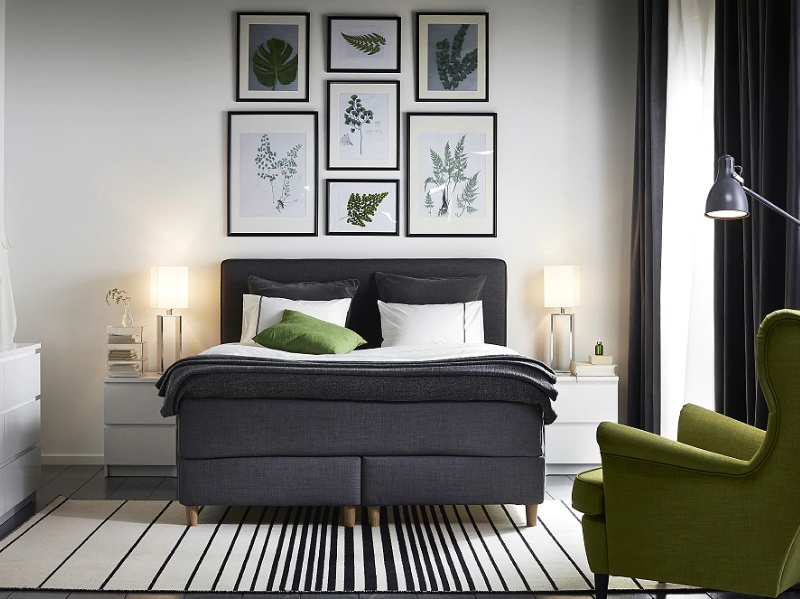 Camera Letto Matrimoniale Ikea