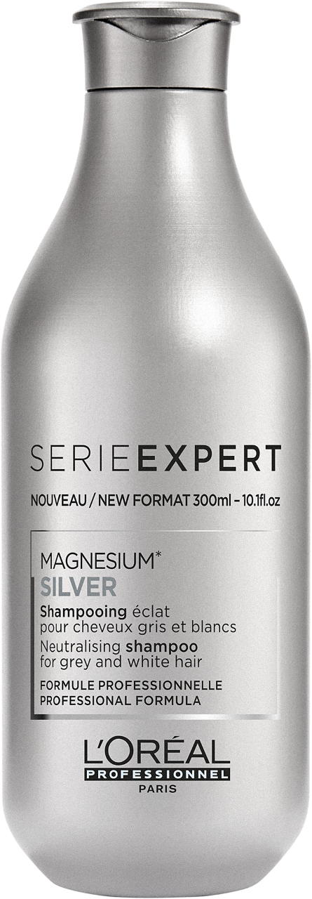 capelli-grigi-come-si-curano-e-i-tagli-adatti-per-le-chiome-argento-thumbnail_L'Oréal Professionnel Serie Expert Silver Shampoo