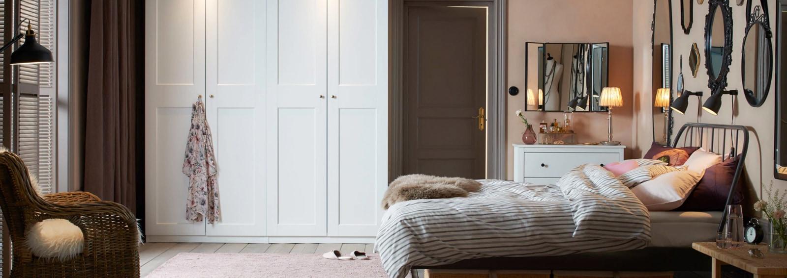Camera da letto ikea 10 idee da copiare subito - Ikea tappeti camera da letto ...