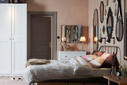 Come arredare una casa piccola 15 idee da copiare subito grazia - Subito camera da letto ...